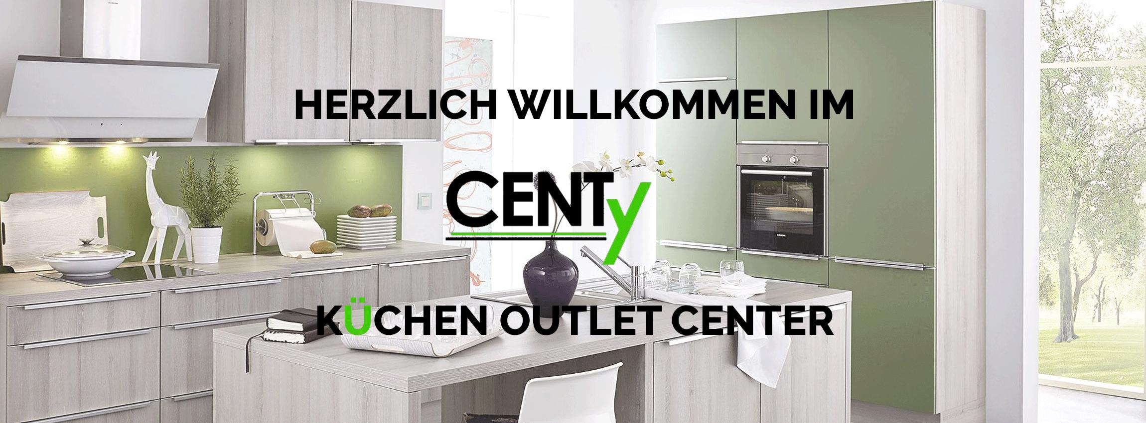 CENTy  Ihr Küchen Outlet Center in Ludwigslust und Parchim.